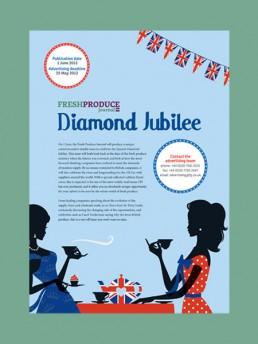 The Fresh Produce Journal, Diamond Jubilee advert